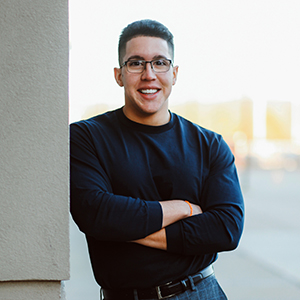 Danerick Peralta: 2018 Emerging Professionals Young Professional Panelist and Roundtable Host