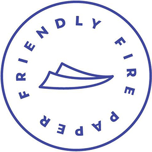 Friendly Fire Paper Logo
