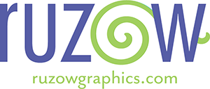 Ruzow Graphics Logo
