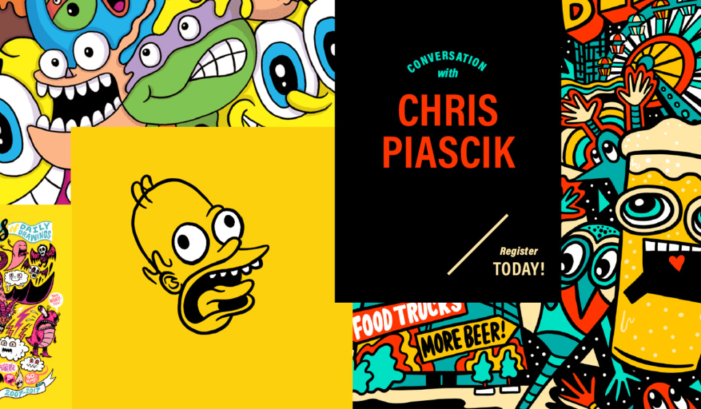 Chris Piascik Virtual Event